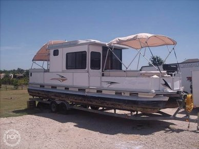 Tracker 32 Party Cruiser, 32, for sale - $29,000