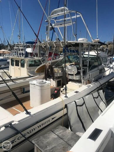 Grady-White Trophy Pro 25, 29', for sale - $75,000