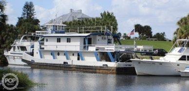 Calmes Push Tug 85, 92', for sale - $166,700
