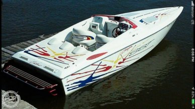 Baja 25 OutLaw SST, 25', for sale - $35,500