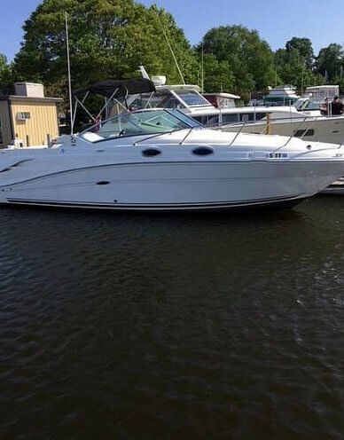 Sea Ray 270 Amberjack, 270, for sale - $49,900