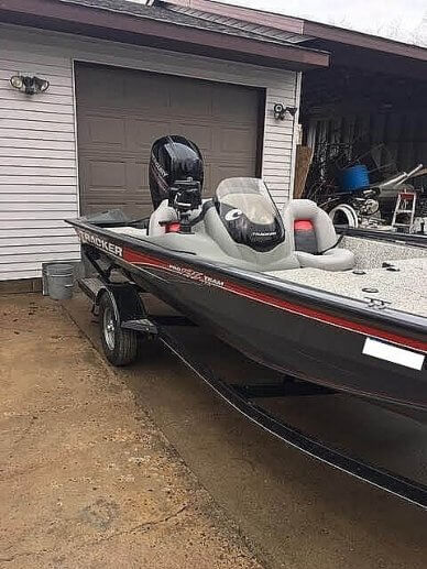 Tracker 195 TXW Pro Team, 195, for sale - $24,250