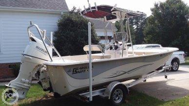 Carolina Skiff 218 DLV, 20', for sale - $33,400