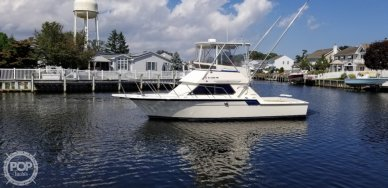 Hatteras 32 Flybridge Fisherman, 32, for sale - $29,700