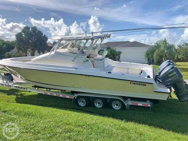 Contender Fish Around, 36', for sale - $110,000
