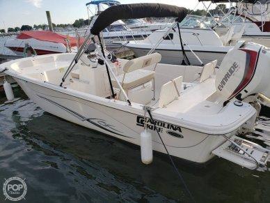 Carolina Skiff 198 DLV, 19', for sale - $26,250