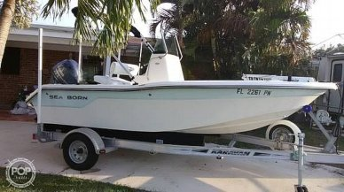 Sea Born 17, 17', for sale - $18,749