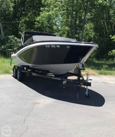 Glastron GT 225, 22', for sale - $44,500