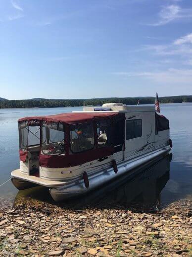 Sun Tracker Party Cruiser 32 Regency, 32, for sale - $33,400