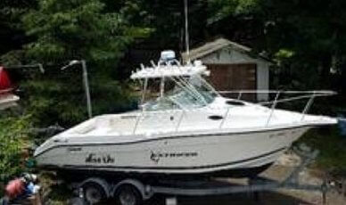 Seaswirl Striper 2601WA, 26', for sale - $24,650