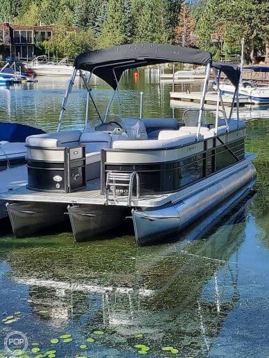 Crest II 250, 250, for sale - $65,000