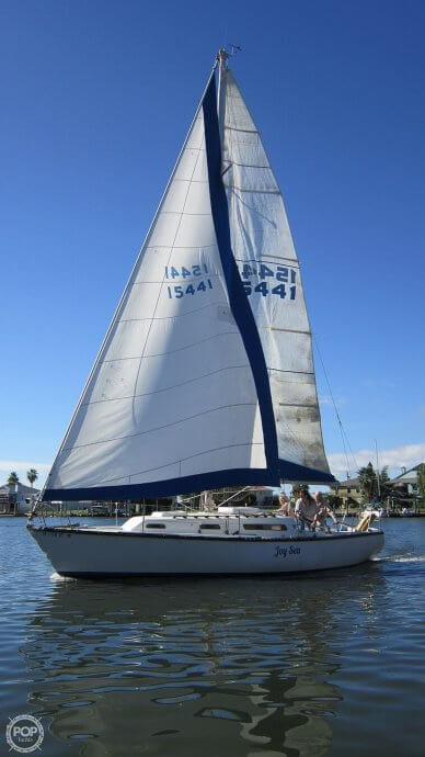 PT 32 Sailboat, 32, for sale - $14,500