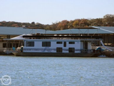 Lakeview 16' x 64' Houseboat, 64', for sale - $108,900