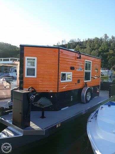 FS Houseboats Tiny Home Custom Houseboat, 32', for sale - $59,900