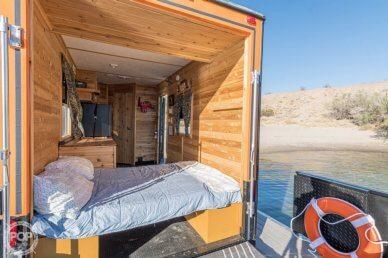 FS Houseboats Custom Houseboat, 32', for sale - $48,900