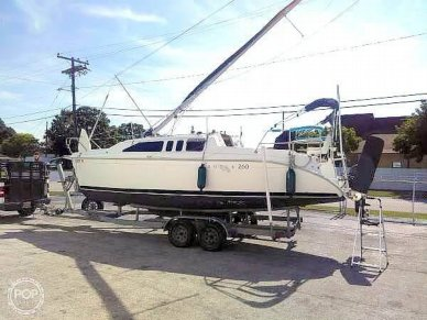 Hunter 260, 260, for sale - $19,995