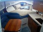 Cabinets, Carbon Monoxide Detector, Carpet, Coffee Maker, Countertops, Dinette, Refrigerator, Sink - Cabin, Stove, V Berth