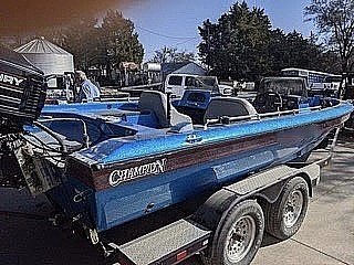 Champion 190 Fish Hunter Elite, 190, for sale - $15,500