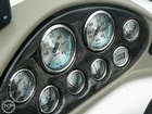 Oil Pressure Gauge, Speedometer, Tach, Trim Tab Indicator