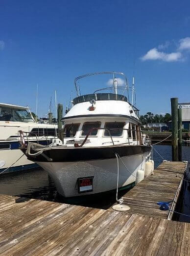 Marin Yachts 38 DC, 38, for sale - $20,750