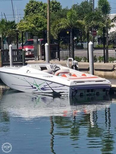 Baja 33 Outlaw, 33, for sale - $37,500