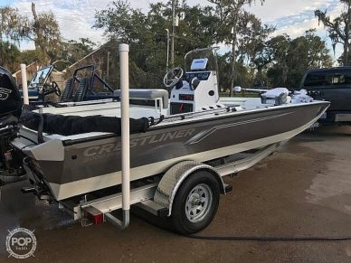Crestliner 2000 Bay, 2000, for sale - $29,900