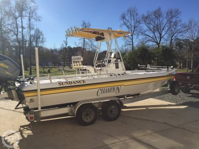 Champion 24 Bay Champ, 24, for sale - $45,600