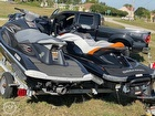 2013 Yamaha 2013 Yamaha VX Deluxe and & 2012 Sea Doo GTI SE - #3