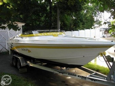 Donzi 26 ZX, 26, for sale - $22,500