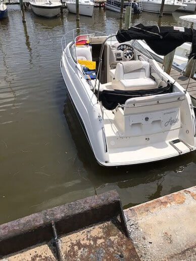 Stingray 240 CS, 240, for sale - $21,750