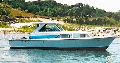 Chris-Craft Corinthian Sea Skiff, 35', for sale - $29,000