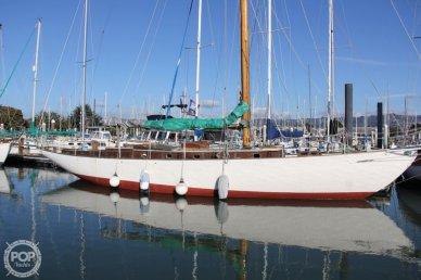 Herreshoff John G Alden Bermudan Yawl, 65', for sale - $50,000