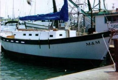 Tahiti 33 Sailboat, 33', for sale - $10,900