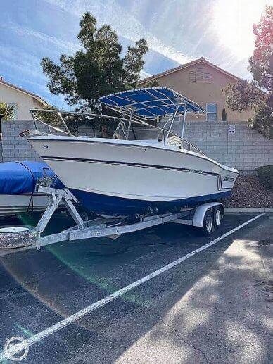 Sportcraft 232 Fishmaster, 232, for sale - $23,750
