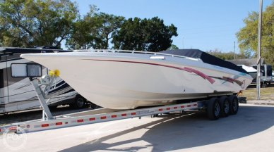 Fountain 32 Fever, 32, for sale - $49,950