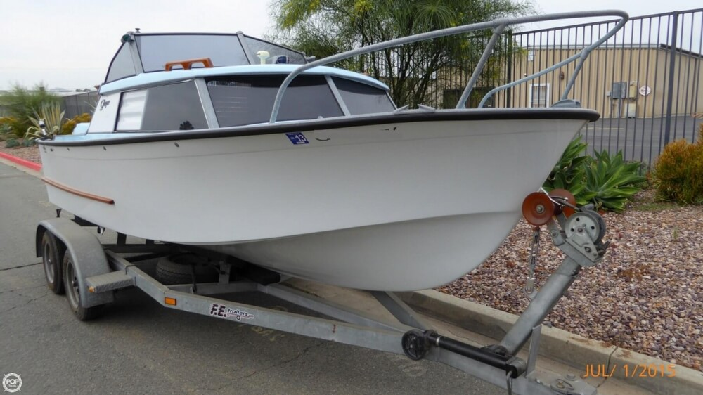 Glasspar Seafair Sedan Boat For Sale In San Diego Ca For 29000