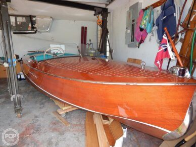 Chris-Craft Racing Runabout, 19', for sale - $75,000