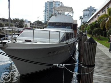 Concord 54 Pilot House, 54, for sale - $29,900