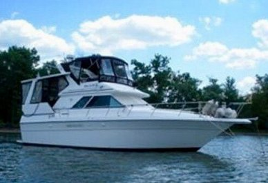 Sea Ray 380 AC, 380, for sale - $72,250