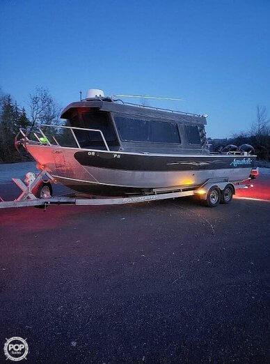 Alumaweld Pacific 27, 27, for sale - $129,500