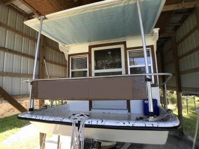 Carolina Skiff 2590 Extra Wide, 2590, for sale - $38,900