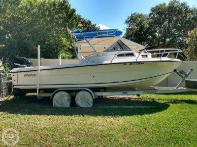Angler 220 WA, 220, for sale - $25,750