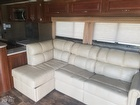 Leather Sofa/pullout Bed