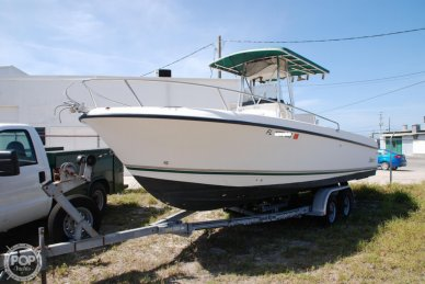 Shamrock 246 Open Fish, 246, for sale - $20,950