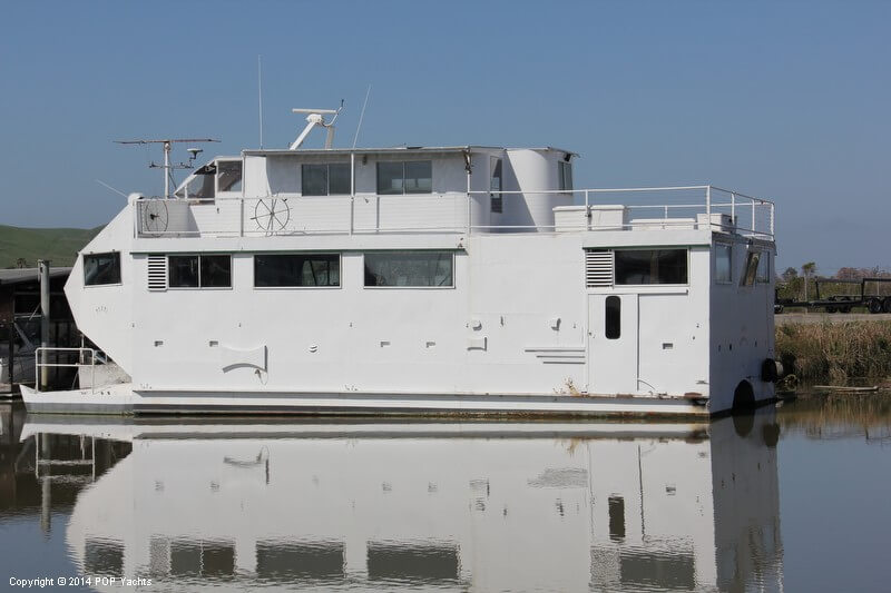 Custom Built Catamaran, 62', for sale - $145,000
