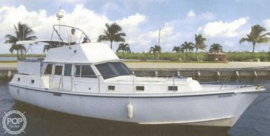 Gulfstar 43 Mark II, 43, for sale - $15,000