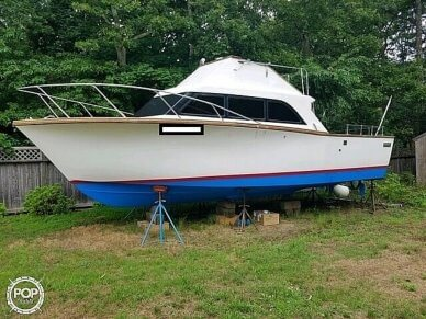 Egg Harbor 30 Sport fisher, 30, for sale - $16,500