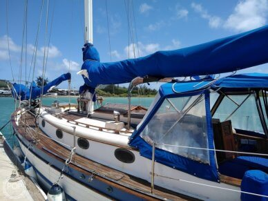 Union 36 Cutter, 36, for sale - $47,000