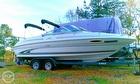 1999 Sea Ray 215 Express Cruiser March 21, 2020 Clover, SC