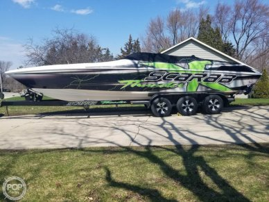 Scarab 31 Thunder, 31, for sale